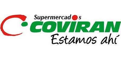 Logotipo SUPERMERCADO CORZO-COVIRÁN